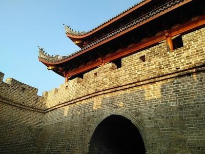 吉水古城墙
