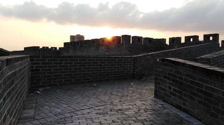 惠州淡水城墙项目